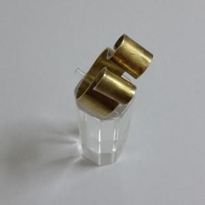 ΔΜΠ006-Δαχτυλίδι χειροποίητο από ορείχαλκο-10ευρώ