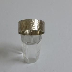 Δαχτυλίδι χειροποίητο αντρικό από αρζαντό