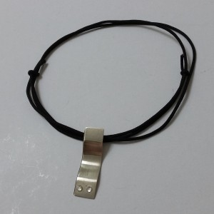 ΚΜΠ065-Κολιέ χειροποίητο κρεμαστό από ασήμι 925-25ευρώ